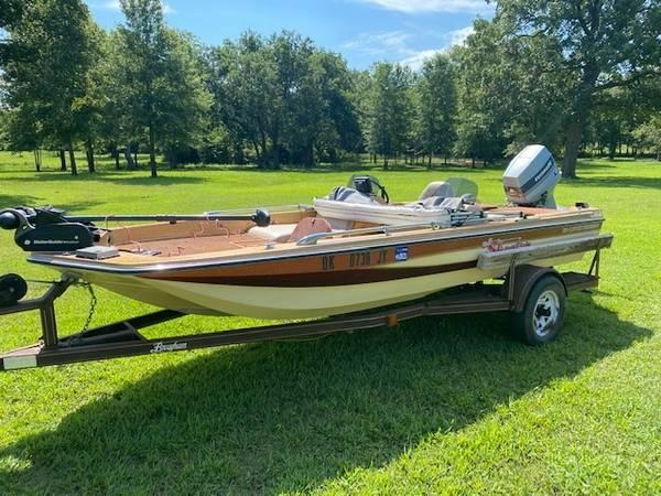 Photo Skeeter SS-1 Bass Boat - $4,150 (Tulsa)