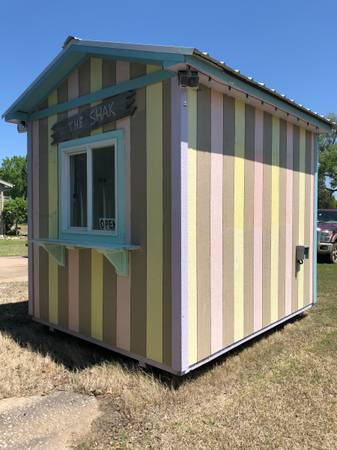 Photo Snow Cone Building - $5,500 (Morris)