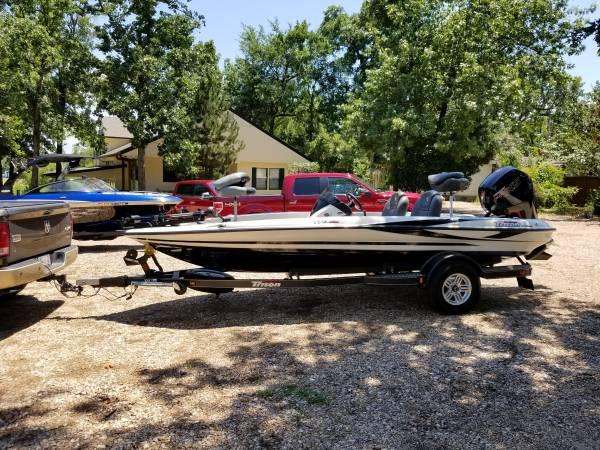 Photo Triton 179 TRX Bass Boat - $28,000 (Porum Landing Area)