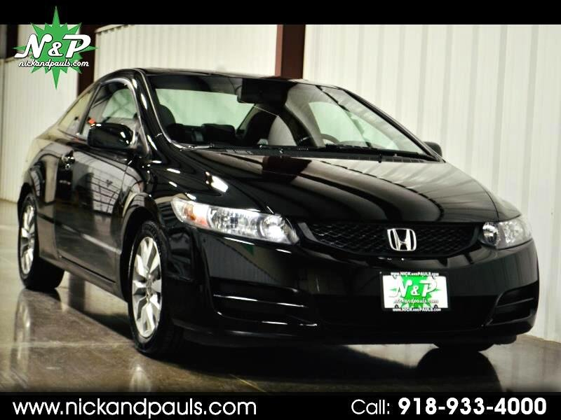 Photo Used 2010 Honda Civic EX-L Coupe for sale
