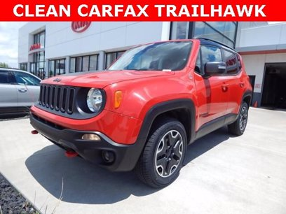 Photo Used 2015 Jeep Renegade Trailhawk for sale
