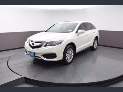 Photo Used 2017 Acura RDX AWD w Technology Package for sale