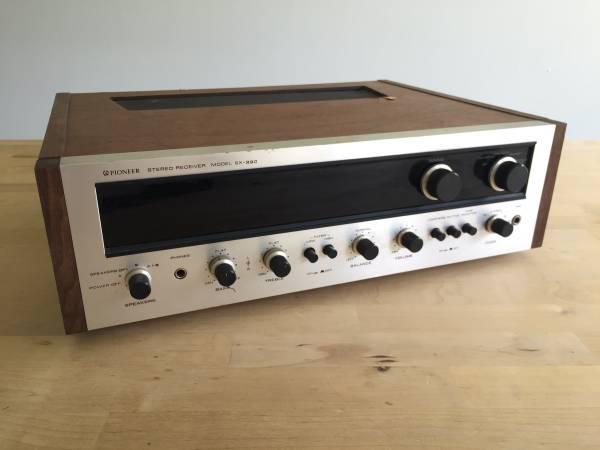 Photo Vintage Stereo Receivers -- Parts  Repair -- Sansui, Pioneer, etc - $250 (Tulsa)