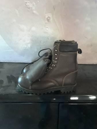 Photo Wolverine Work Boots - $50 (Tulsa)