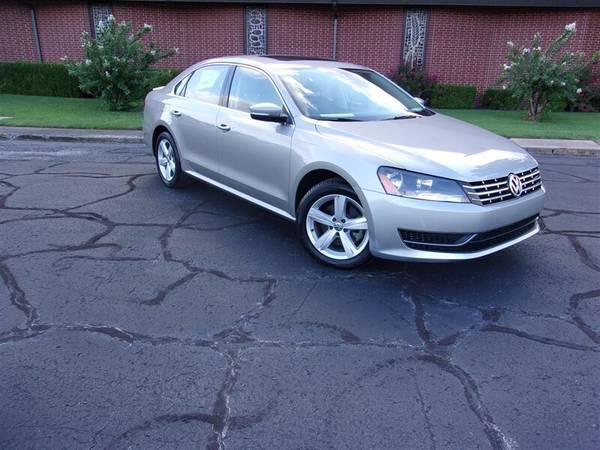 Photo 2013 VW Passat TDI SE, Only 36K One Owner Miles  - $12,988