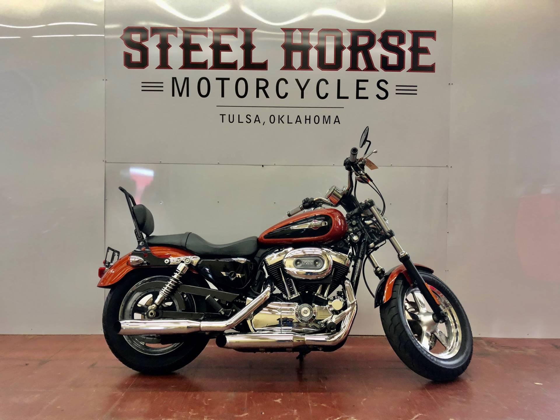 Photo 2011 Harley-Davidson Sportster 1200 Custom $5697