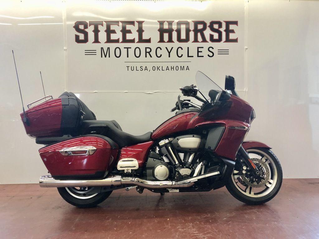 Photo Used 2018 Yamaha Touring Motorcycle  $21495