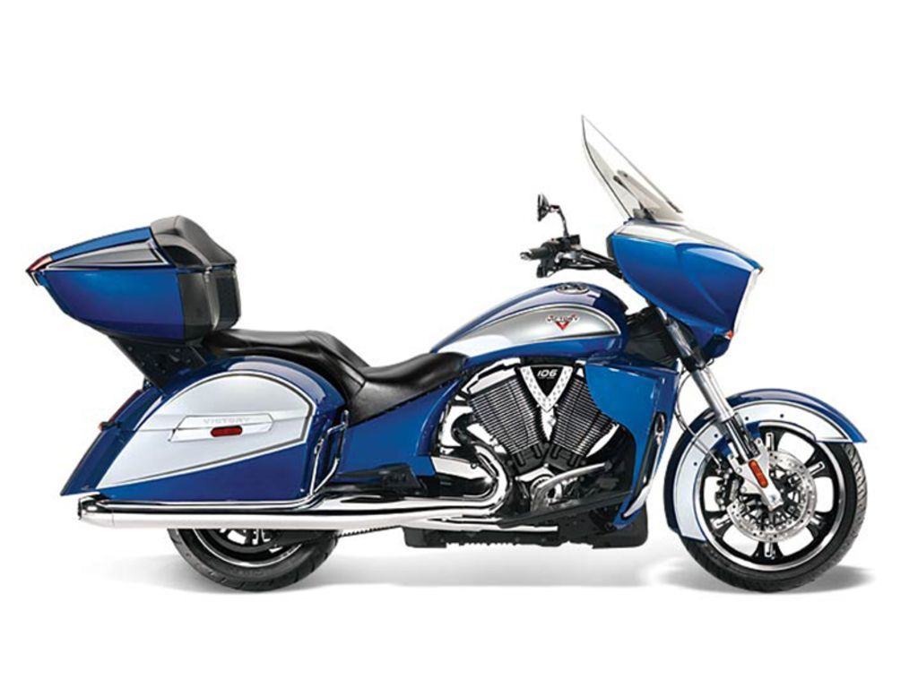 Photo Used 2014 Victory Motorcycles Touring Motorcycle  $11995