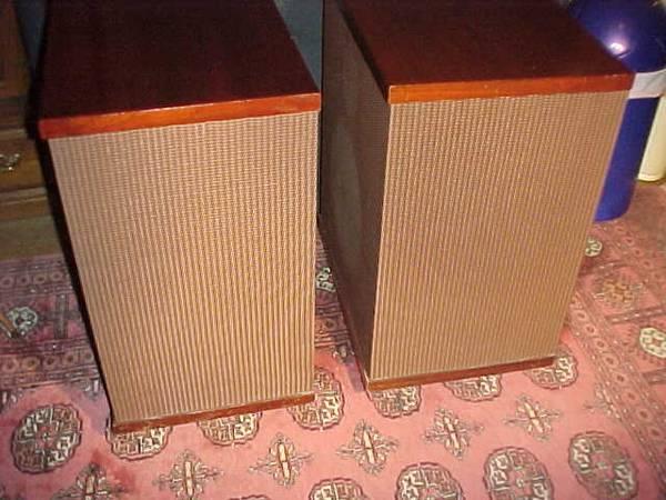 Photo 196039s Bozak B 302A Century Speakers w Pyle Speaker Drivers - $100 (Crestline)