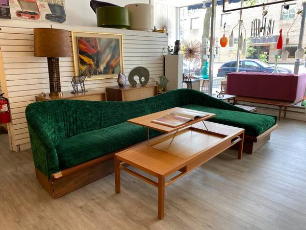 Photo 2000 Authentic Mid Century Modern Furniture Pieces-Ship Nationwide - $1