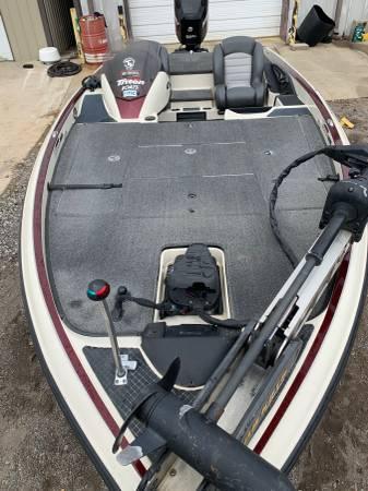 Photo 2009 Triton TR 20 X3Pro to come with a Mercury 250 ProXS motor - $29500 (Northport Al)