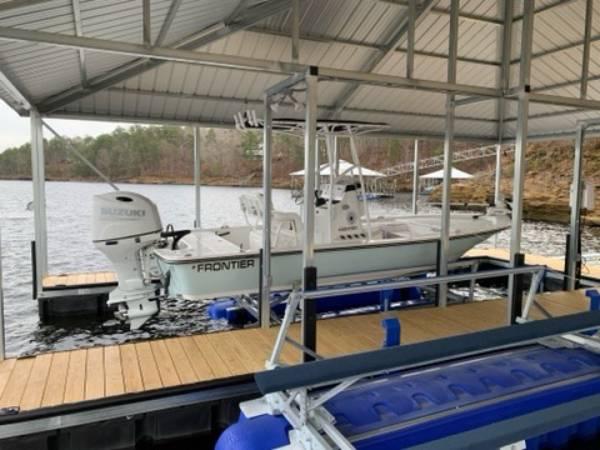 Photo 2021 Frontier Bay Boat Center Console 2104 - $85,000 (Crane Hill)