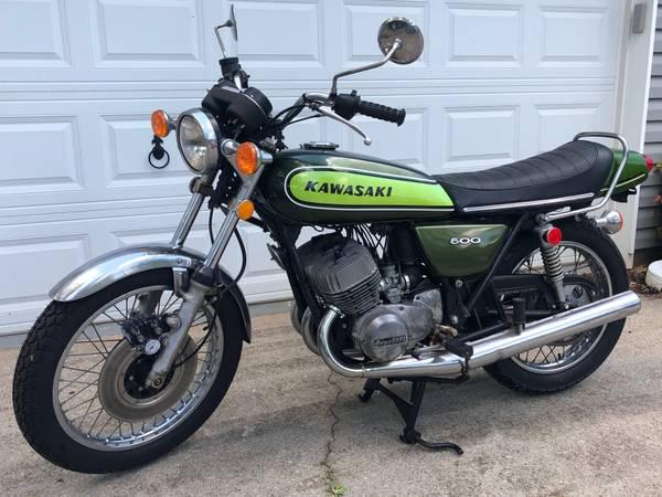 Photo Looking for vintage motorcycles - $5,000 (Birmingham)