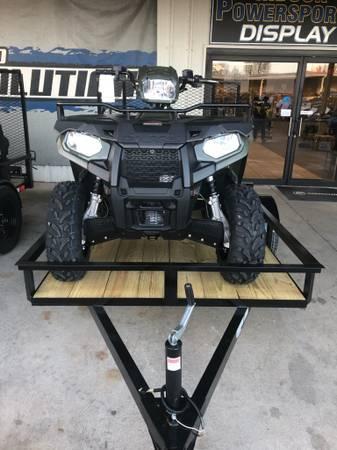 Photo Polaris Ranger, RZR, 4 Wheeler, Side by Side, UTV, ATV (TUSCUMBIA)