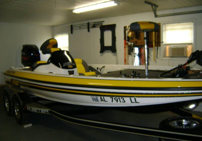 Photo 2008 SKEETER ZX200 BASS BOAT EXCELLENT CONDITION