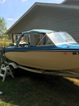 Photo 1969 glastron boat for sale - $3,500 (New Philadelphia)