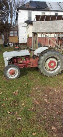 Photo 2n 8n 9n Ford tractor - $1000 (Carrollton)