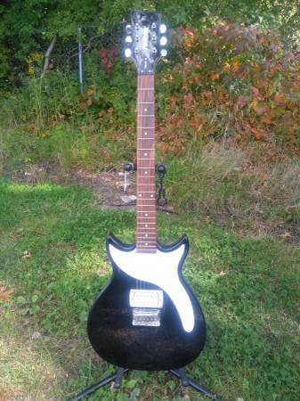 Photo First Act ,Full size electric guitar - $75 (N. W. Elyria)