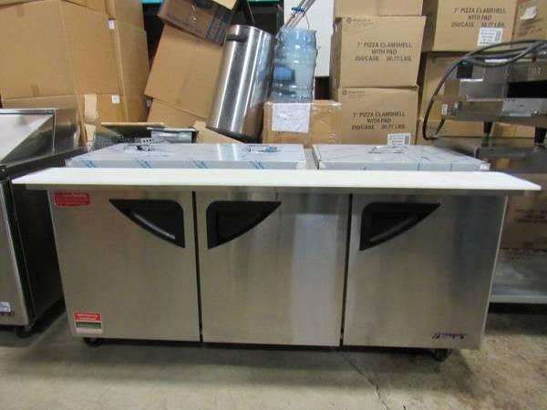 Photo Restaurant Equipment Auction Refrigeration, Fryers, Smallwares  (Cleveland, Ohio)