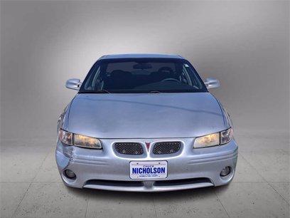 Photo Used 2002 Pontiac Grand Prix SE Sedan for sale