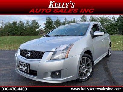 Photo Used 2012 Nissan Sentra SE-R Spec V for sale