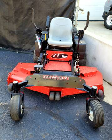 Photo Used Gravely ZT HD 60 Zero-Turn Mower - $2299 (Canton)