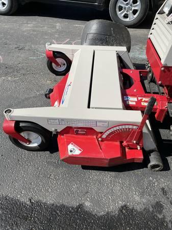 Photo Ventrac 60quot Side Discharge Mowing Deck - $1,800 (Walnut Creek)