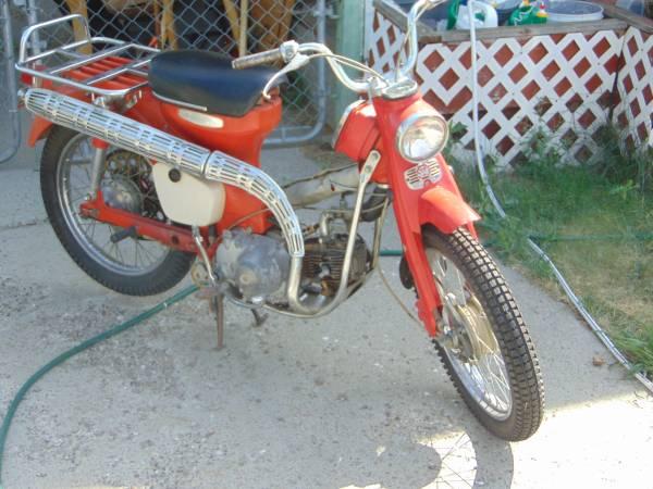 Photo 1966 Honda 90 - $1,300 (Council)