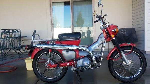 Photo 1970 Honda Trail 90 - $1300 (Twin Falls)