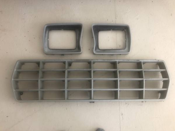 Photo 1978-1979 Ford Truck Grille - $25 (Gooding)
