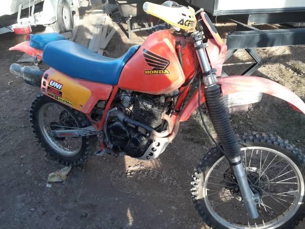 Photo 1983 XR 500 - $2,200 (Na)