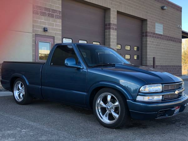 Photo 1994 Chevy S10 - $5,500 (Kimberly)