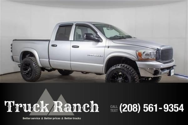 Photo 2006 Dodge Ram 2500 Laramie - $25995 (_Dodge_ _Ram 2500_ _Truck_)