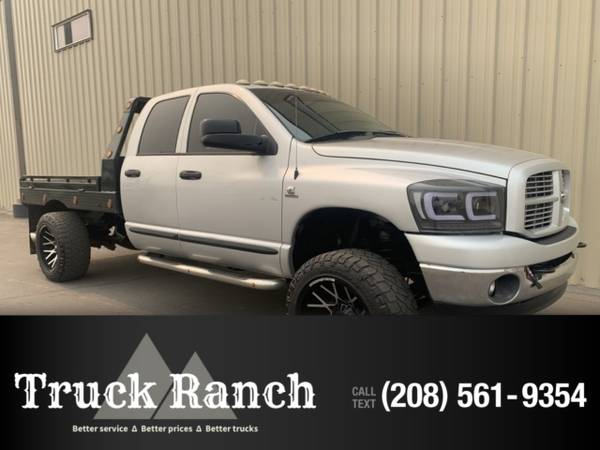Photo 2007 Dodge Ram 3500 SLT - $19,995 (_Dodge_ _Ram 3500_ _Truck_)