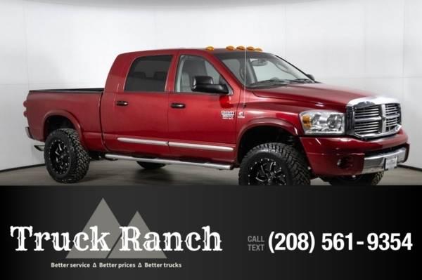 Photo 2008 Dodge Ram 3500 Laramie - $27995 (_Dodge_ _Ram 3500_ _Truck_)