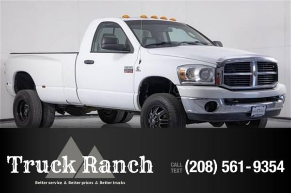 Photo 2009 Dodge Ram 3500 ST - $22495 (_Dodge_ _Ram 3500_ _Truck_)