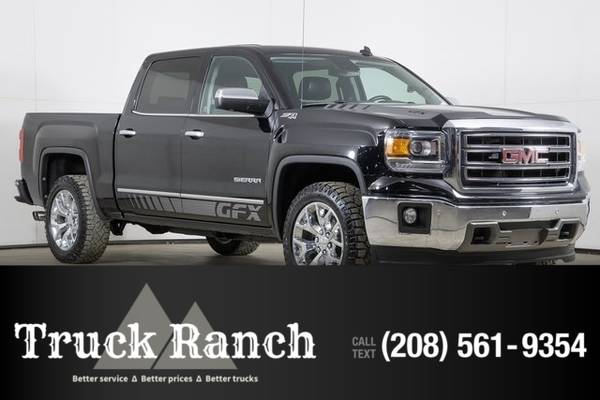 Photo 2014 GMC Sierra 1500 SLT - $26495 (_GMC_ _Sierra 1500_ _Truck_)