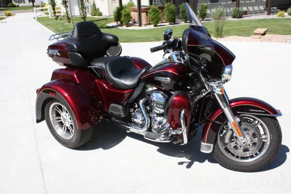 Photo 2014 Harley Tri-Glide  Iron Horse Trailer - $22,500 (Twin Falls)