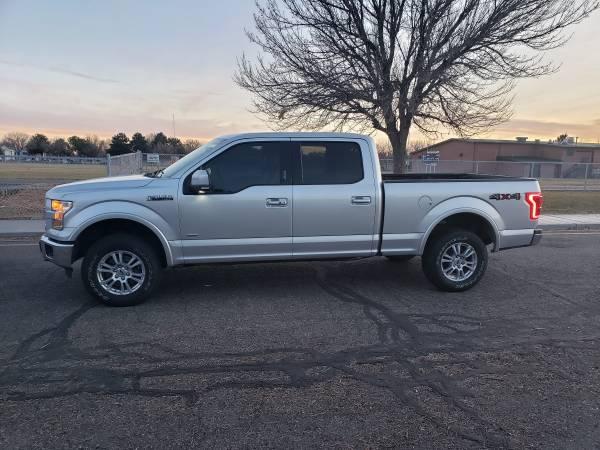 Photo 2015 Ford F150 4x4 EcoBoost - $25900 (Twin Falls)