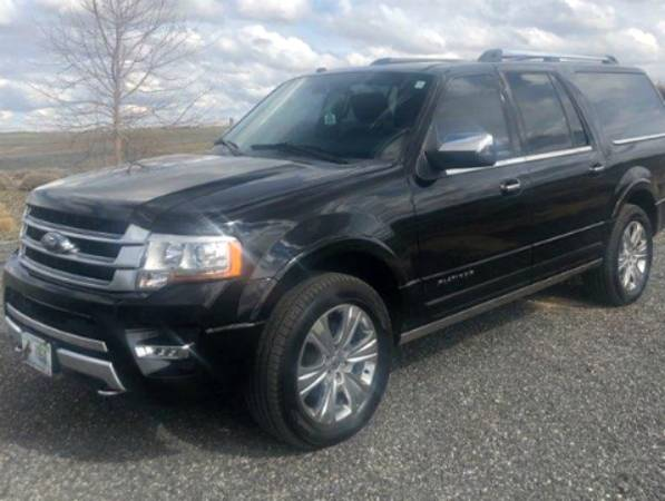 Photo 2016 Ford Expedition - Platinum Series - 78k miles - $38,000