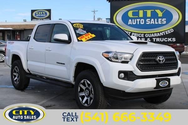 Photo 2017 Toyota Tacoma TRD Sport Pickup 4D 5 ft - $31,795 (_Toyota_ _Tacoma_ _Truck_)