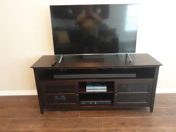 Photo 50 inch samsung QLED HD 4k tv - $300 (Twin falls)