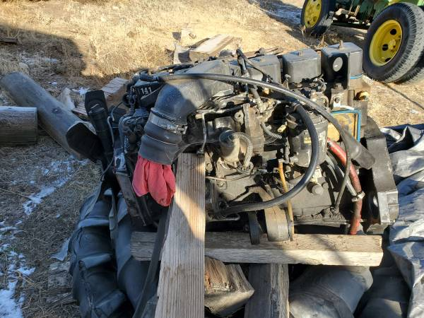 Photo 5.9 Cummins 12-Valve Engine - $5,500 (Twin Falls)