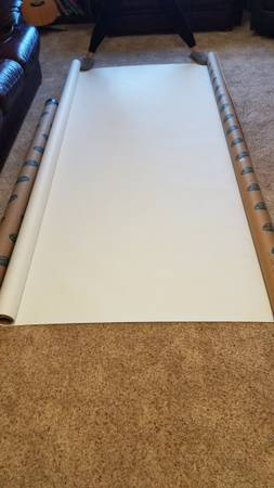 Photo Background Paper, Roll of Black and White - $40 (Kuna)