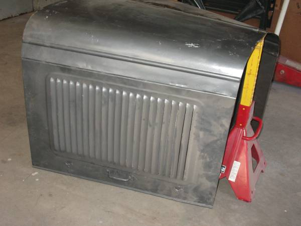 Photo Ford Model A 1930 1931 Hood  Side Panels, Genuine Henry Ford Steel - $600 (Twin Falls)