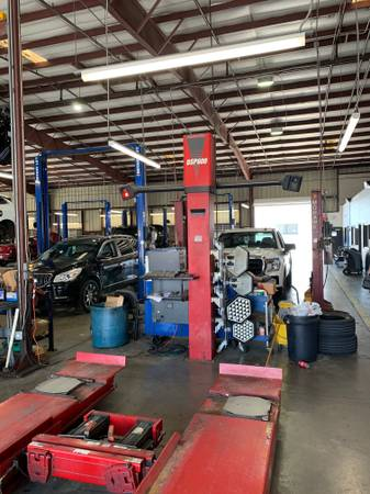 Photo HUNTER Alignment Machine HD Truck or CAR Many Tire Changer Balancer - $7,500 (Naples)