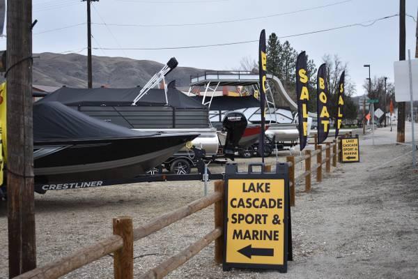 Photo Highway 55 Boat Sale - $19,645 (Horseshoe Bend ID)