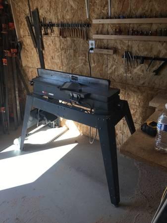 Photo Jointer 6 craftsman - $250 (Filer)
