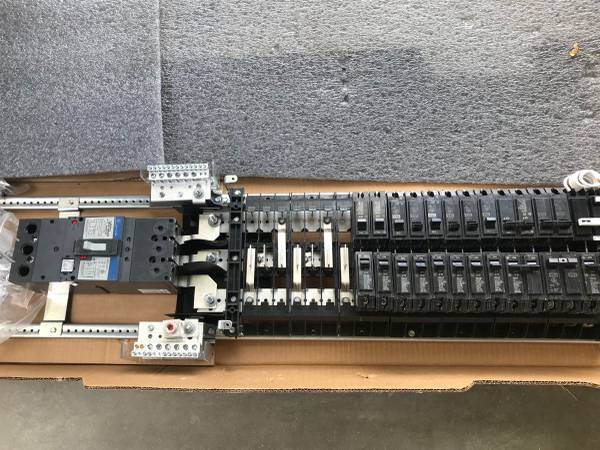 Photo New Circuit Box 225 AMP 3 Phase - $650 (Caldwell)