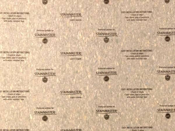 Photo New Stainmaster Carpet Padding - $100 (Twin Falls)